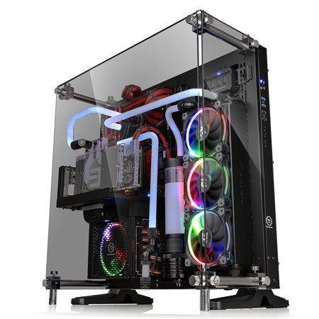 Thermaltake Water 3 0 Ultimate 360mm Aio Cpu Cooler Review