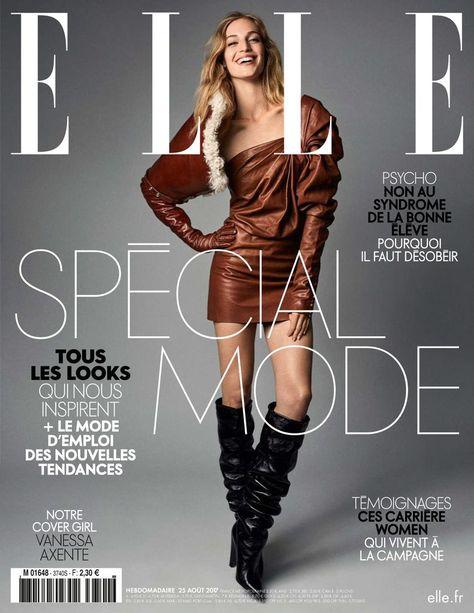 Depuis plus de soixante ans, chaque semaine, dans ELLE, les femmes s'informent sur l'actualité, les tendances, la mode, la beauté. ELLE est un magazine hebdomadaire qui a le souci de soi et des autres. C'est un magazine féminin où toutes les générations de femmes se retrouvent.