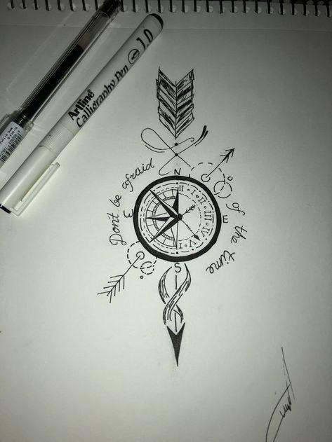 compass, clock, Darts - - #Uncategorized