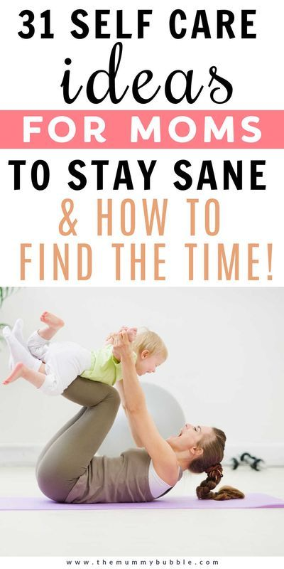 Feeling like you may crack under the pressure? Try these easy self-care ideas for busy moms plus tips for how to find the time! #selfcare #momlifetips