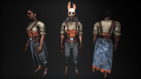 Steam Workshop Huntress Dead By Daylight Huntress Cosplay Huntress Daylight