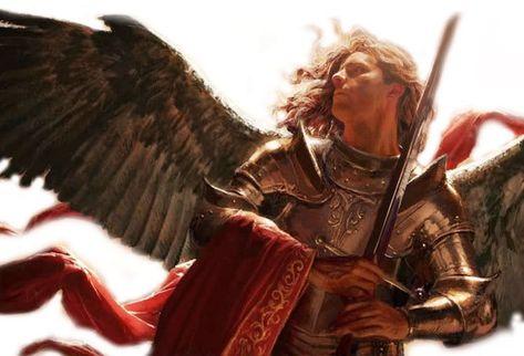 História De São Miguel Arcanjo E Suas Aparições Na Gruta Monte Gargano Archangels Archangel Michael Male Angels