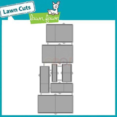 Lawn Cuts Custom Craft Die-everyday Pop-ups