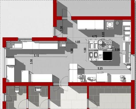 Il progetto di una cucina per ristorante (e più in generale ...
