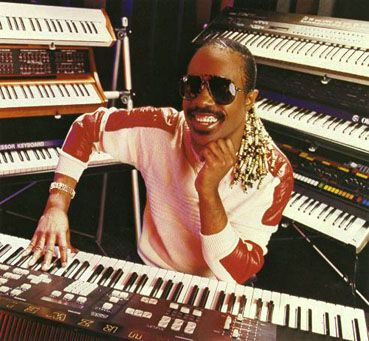 Stevie Wonder: My Cherie Amour, Superwoman, You Are the Sunshine of My Life, Lately, As
