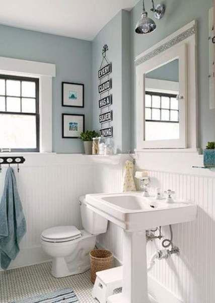 Bath Room Blue Beige Master Bath 23 Ideas Bath Light Blue