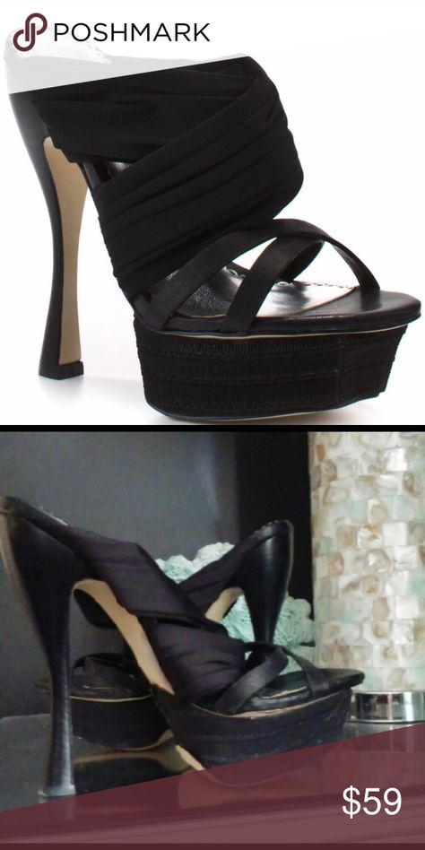 Bebe Nola Heels Bebe Nola Heels Shoes Heels
