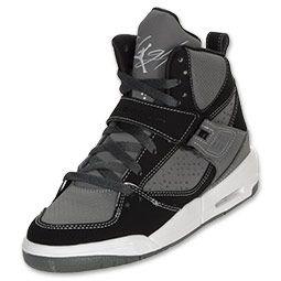 30bf075a3e83 Jordan Flight 45 High Kids  Shoes White Obsidian Gym Red  89.99 ...
