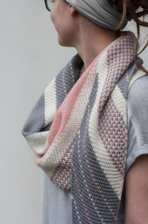 Dot Dot Dot Knitting pattern by Jana Huck