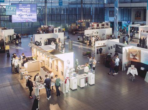 Dieses Wochenende, vom 8. bis 10. Mai, findet im Foyer der Karlsruher Messehalle die LOFT Messe für junges Design statt. Das Kavantgarde-Team hat sich am Donnerstagabend auf den Weg gemacht, um sich im Rahmen einer Pre-Launch-Party vorab einen Überblick zu verschaffen und euch die Highlight des Design Kaufhauses prasentieren zu können.