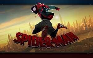 foto de Spider-man new generation (2018) fonds d'écran HD - wallpaper de ...