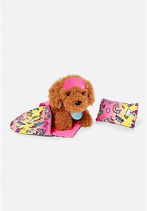 Pet Shop Sleepover Kit Animals For Kids Girl And Dog Pet Shop