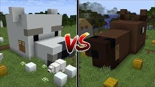 Can You Tame Polar Bears In Minecraft