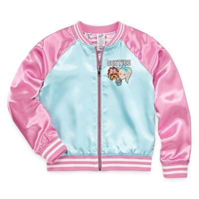 Buy Jojo Siwa Girls Lightweight Bomber