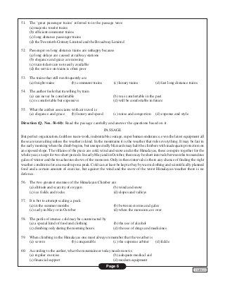 Nift Test Series Sample Gat Paper Of Fashion Design1 In 2020 Sample Question Paper Question Paper Sample Paper