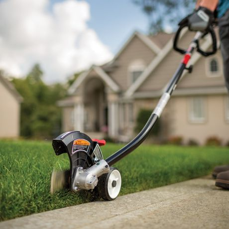 Le720 Trimmerplus Add On Lawn Edger With Images Lawn Edger