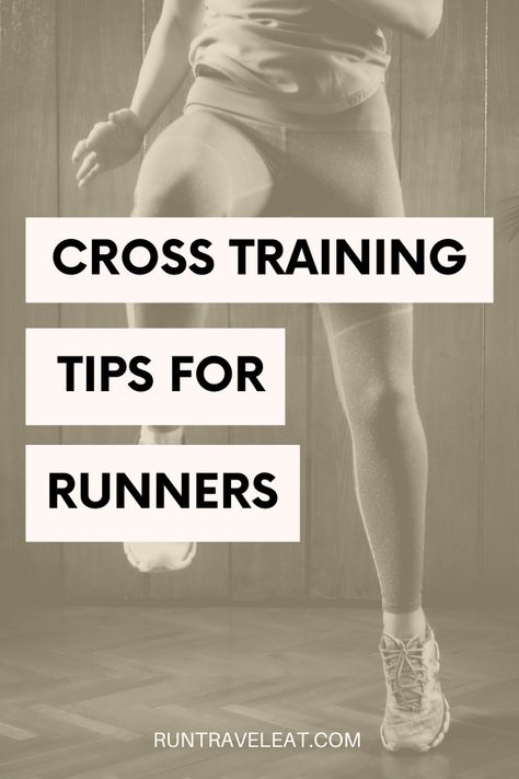 Weight training, biking, hiking, and even walking can all be effective workouts for beginners. That also provide huge benefits for runners. Start running and start cross training! #runningtips #runningforbeginners #runningmotivation #runner