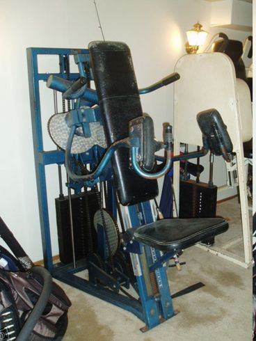 Nautilus Machine Nautilus Google Search Diy Home Gym Home Gym High Intensity Training