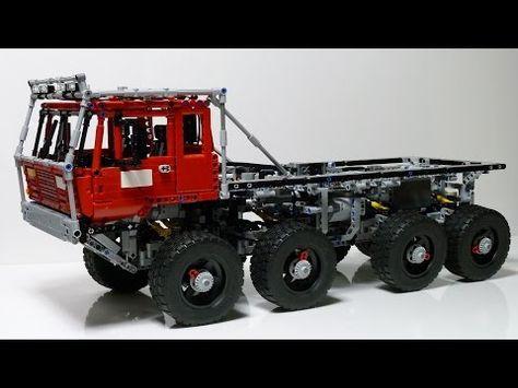 Tatra 813 DAKAR Lego + free building instructions - YouTube Lego - ebay küchenmöbel gebraucht