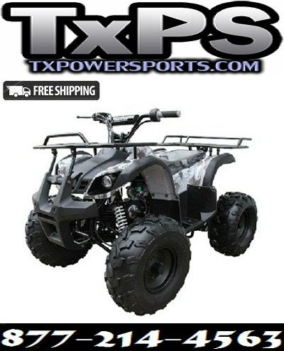 Coolster 3125-XR8-U Ultimate Kodiak (125CC Fully Automatic