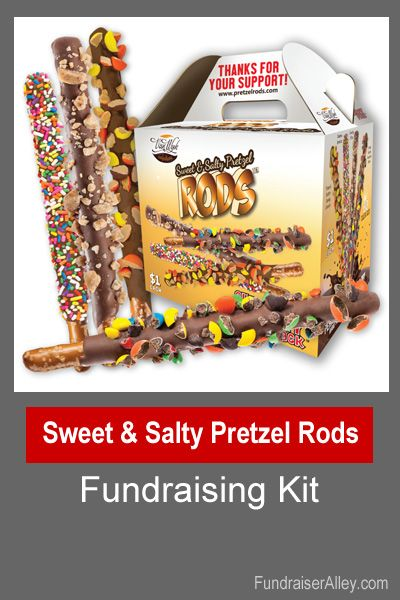 Pin On Candy Fundraising Ideas