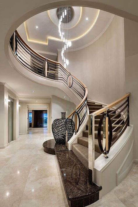 From simple to open show off luxury spiral staircase ideas, we have found so many different examples, you will have a hard time on deciding what to go for. For more like this go to betterthathome.com