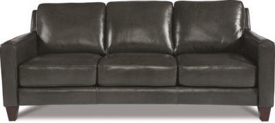 La Z Boy Archer Leather Sofa In 2020 Leather Sofa La Z Boy