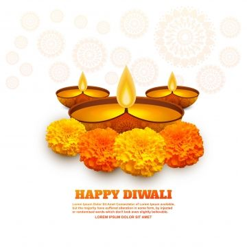 Decorative Diwali Diya Mandala Style White Background Abstract Light Diwali Png And Vector With Transparent Background For Free Download Diwali Diya Diwali God Sticker