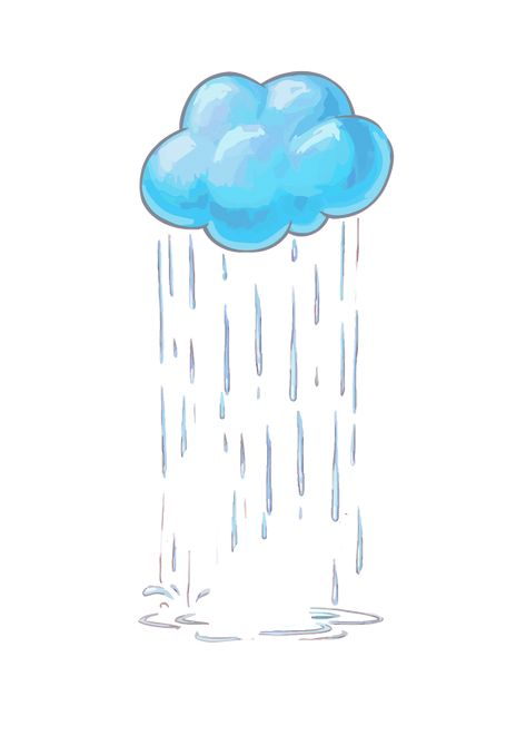 Rain Images Cartoon Rain Transparent Free Download We Bare Bears Wallpapers Rain Cartoon Bear Wallpaper