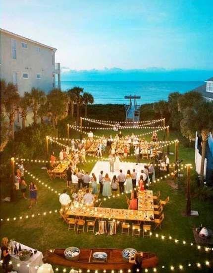 Best Wedding Summer Ideas Budget Brides Ideas Backyard Wedding Decorations Backyard Wedding Garden Wedding Decorations