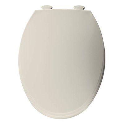 Bemis Church Bemis Elongated Toilet Seat Plastic Hinges Modern Toilet Seats Wood Hinges
