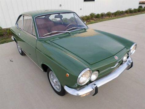 Oem A C Restored 1970 Fiat 850 Sport Coupe Com Imagens Auto