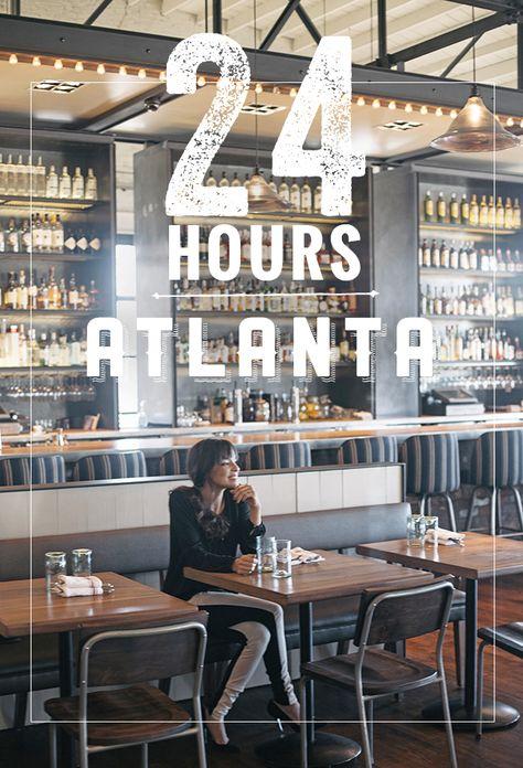 24 Hours in Atlanta with Condé Nast Traveler