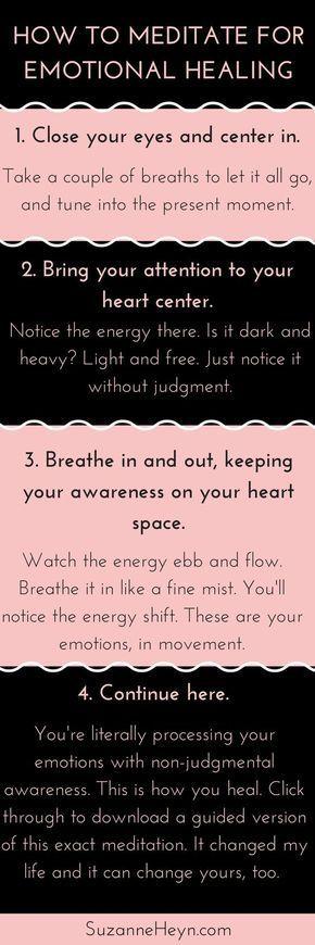 Life-changing meditation