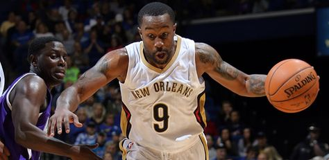 Nate Robinson and Bo McCalebb making rapid transition as new Pelicans point guards | New Orleans Pelicans