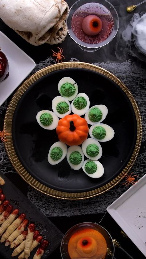 Halloween food to spook your stomachs in the best way possible!