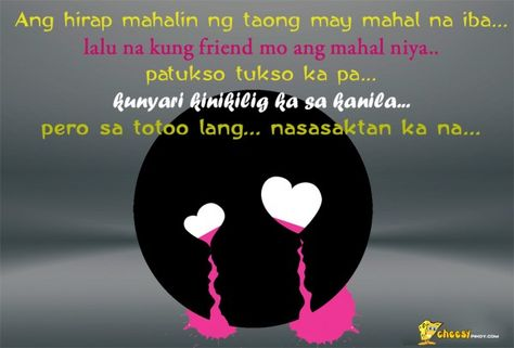 Cheesypinoy.com » Love Quotes, Cheesy Quotes, Emo Quotes, Inspirational Quotes, Pick up lines, Pinoy Love Quotes, Tagalog Love Quotes, Pinoy Emo Quotes, Philippine funny Pictures, Filipino Funny Pics, Funny Pics » Patukso tukso ka pa…