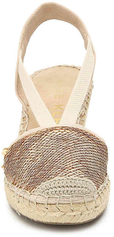 7dbc74bada9 Anne Klein Abbey Espadrille Wedge Sandal - Women s  Abbey Klein Anne ...