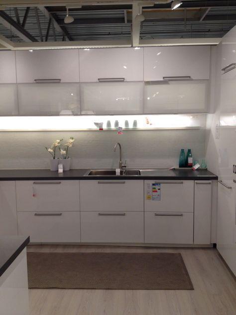 Kitchen Ikea Ringhult 26 Ideas For 2019 In 2020 Ikea Kitchen Storage Ikea Kitchen Ikea Kitchen Storage Cabinets
