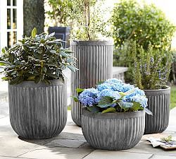 Frog Drum Outdoor Side Table | Pottery Barn