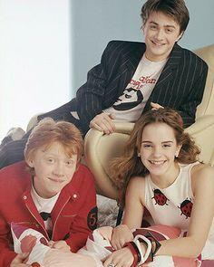 Harry Potter [Cast] (15321) 8x10 Photo