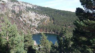 Ruta A La Laguna Negra Soria Rurales Rutas Casas Rurales