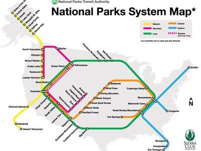 Best Images About Our National Parks On Pinterest Parks - Interactive map of us national parks