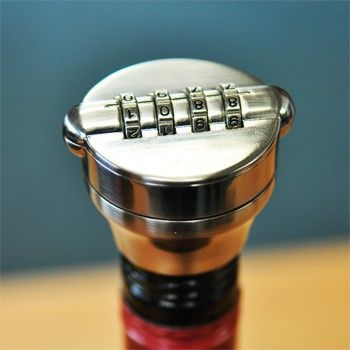 Bot-Loc bottle lock