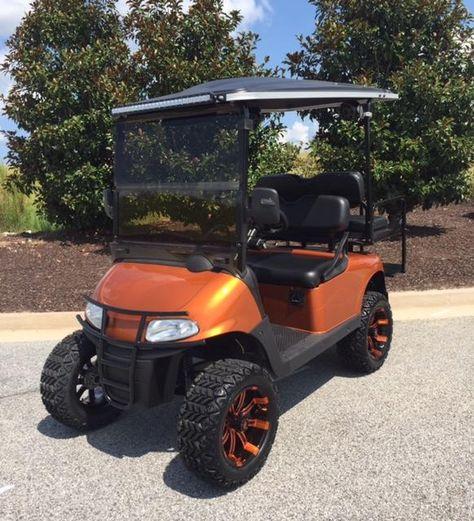 2017 E Z Go Freedom Rxv Electric Golf Carts Led Light