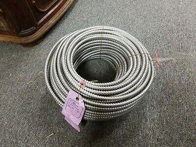 Ad Ebay Southwire Armorlite Solid Copper Conductor Aluminum Armor Mc Cable 10 12 14awg Conductors Armor Ebay