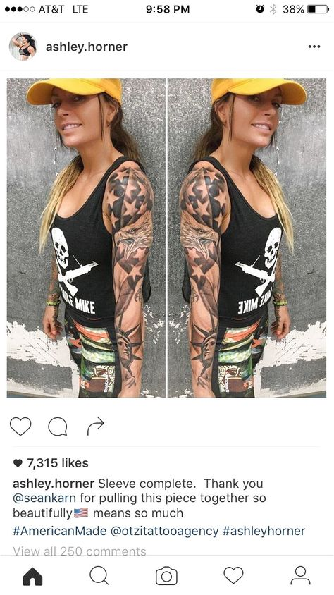 half sleeve tattoo designs and meanings