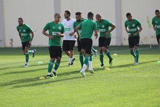 Mirror Sport العربية الحصة الثالثة للمنتخب الجزائري في مركز سيدي موسى ت Field Soccer Field Blog