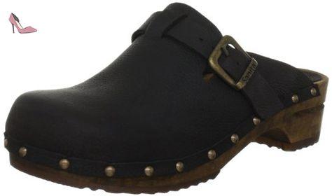 Sanita WoodHartvig open 4582152 Chaussures montantes femme