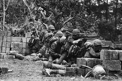 U1584329 | 19 Feb 1968, Hue, South Vietnam --- The Battle fo… | Flickr